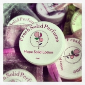 Fresh Solid Perfume